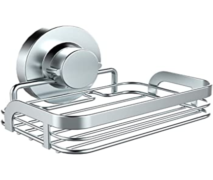 Square Soap Dish With Hanger