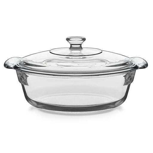 glass casserole