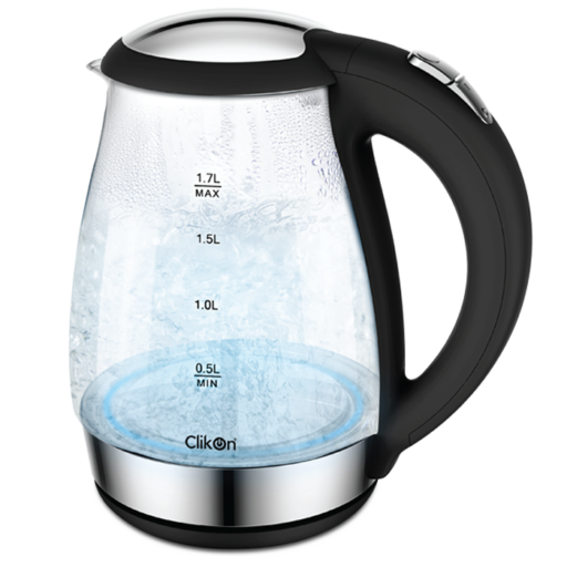 Clickon Transparent kettle