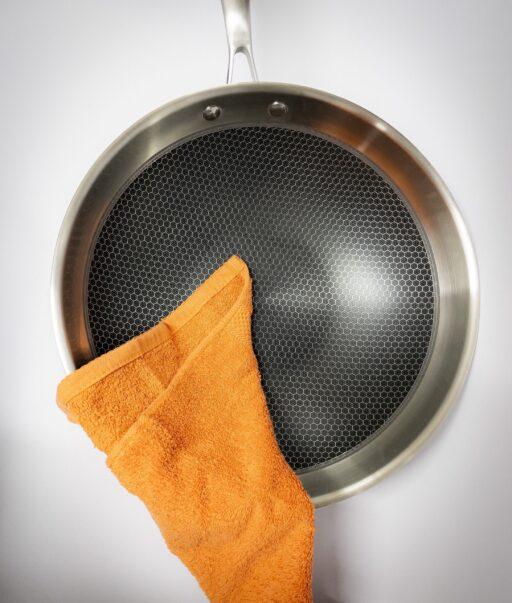 Honeycomb Non Stick Pan