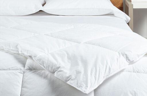white duvet-comforter