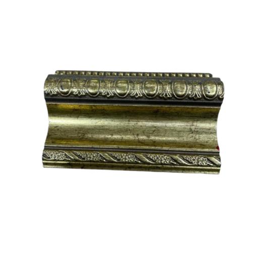 Dark bronze photo frame
